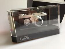 Original Canon Camera 75th Years Celebration Hansa Model Limited Edition NFS VIP