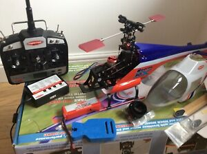 R/C electric helicopter twister