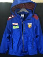 AFL BRISBANE LIONS JACKET Adult size s