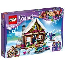 LEGO Friends 41323: Snow Resort Chalet