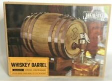Refinery Whiskey Barrel Drink Dispenser 800ml 27 Fl. Oz.