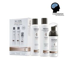 Nioxin System Starter Kit 4 for Fine Hair - Cleanser, Revitaliser, Treatment