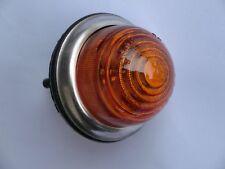 Ámbar Flasher Lucas L594  / Lámpara de Intermitente con Vidrio Lente, A2A9013