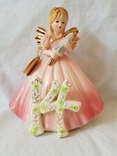 Josef Originals Birthday Angel Figurine - The Fourteenth Year with Tag