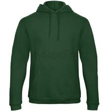 B&C Collection Mens Womens 50/50 Hoodie Hooded Sweatshirt