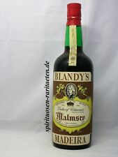 Blandy´s Duke of Clarence Malmsey alte Abfüllung Madeira