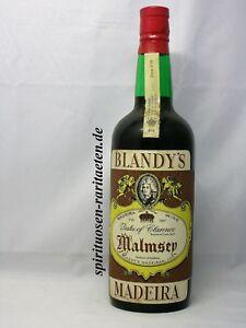 Blandy´s Duke of Clarence Malmsey alte Abfüllung Madeira