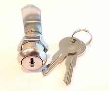 """CL943 Cam Lock with 3 cams ~ 7/8"""" threaded ~ PL U9943 ~ drawer & cabinet lock"""
