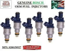 MPN:0280150927 Bosch OEM Fuel Injectors Reman x6 -94-95-96 Dodge Dakota 3.9L V6