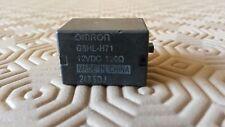 Original & Nuevo G8HL-H71 12VDC Omron Relé Nuevo Entrega rápida!!!