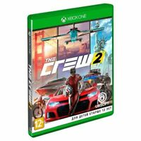 *NEW* The Crew 2 (Xbox One, 2018) English, Russian
