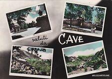 # CAVE: SALUTI DA   1965