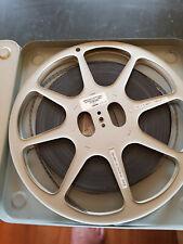 9.5 MM  HOME MOVIE - HOLIDAY IN SWEDEN 1949 495FT B/W SILENT CINE FILM