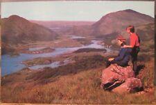 Irish Postcard THE LADIES VIEW Moll's Gap Lakes of KILLARNEY Ireland Penman 390