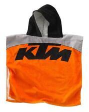 GENUINE KTM KIDS RECOVERY TOWEL (PONCHO) - 3PW1774400 - 50% OFF RRP!!