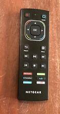 Netgear Keyboard QWERTY Television Remote Control (Netflix Hulu Youtube Pandora)