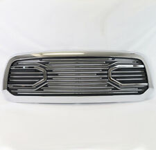 For 10-18 Ram 2500 3500 Truck Big Horn Front Bumper Upper Grill Shell USED