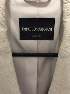 Designer Emporio Armani Size S Women's Blazer