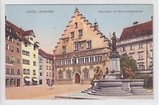 AK Lindau, Reichsplatz, Gasthof zur Sonne, 1910