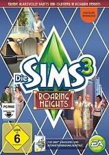 Sims 3 Roaring Heights DOWNLOAD VERSION PC CD Key EA Origin Studenten Add-On