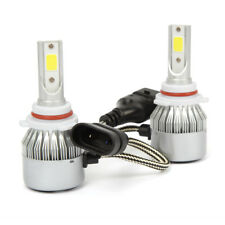 HB4/9006 LED Headlight Lamp Light Bulbs Conversion Kit 72W 7200LM 6000K White US