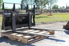 Heavy Duty ASV/Terex RC30 & PT30 Pallet Forks by Bradco, In Stock