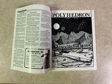 POLYHEDRON 1984 Issue 22 Volume 5 Number 1 RPGA Network TSR Newszine #T936