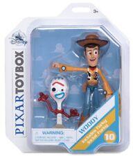DISNEY- Woody Action Figure - Toy Story 4 - PIXAR Toybox - NEW