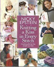 Knitting a Kiss in Every Stitch-Creating Gifts for the People You Love