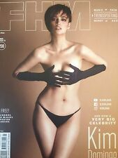 FHM Philippine Magazine, A HOT Celebrity KIM DOMINGO, January 2017