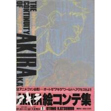 Akira storyboard book #1
