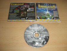 Total Annihilation THE CORE CONTINGENCY Add-On Expansion Pack Pc Cd Rom CD