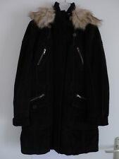 Manteau chaud hivernal Oakwood en cuir  38/40