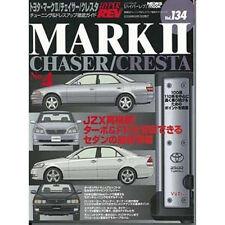 JDM HYPER REV TOYOTA Mark II Chaser Cresta Perfect Tuning Modify Custom #4 Rare
