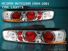 94-01 ACURA INTEGRA TAIL LIGHTS CLEAR 2DRS 95 00 99 G2