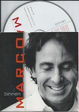 MARCO BORSATO - Binnen CD SINGLE 2TR CARDSLEEVE 1999 HOLLAND