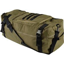 NEW 2018 SHIFT MX ATV Travel Duffle Bag Gear Bag Tactical Look - Fatigue Green