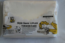 GOODMAN SPECIALTY PILLOWS  #101 ECRU TENSION EASE FOR NECK & BACK TENSION