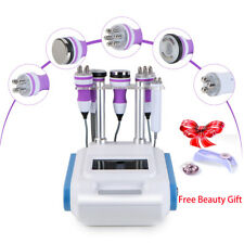 5in1 Ultrasonic Cavitation RF Vacuum Body Slimming Machine Gfit Hair Removal Dev