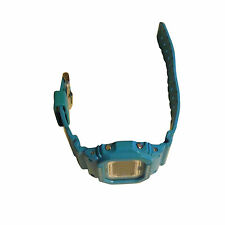 Casio Light Blue G-shock G-lide Surfing & Sports Unisex Watch - Used - Glx5600a