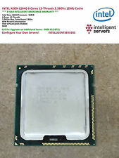 Intel Xeon L5640 6 Cores 12 threads 2.26 GHz ** SLBV 8 **