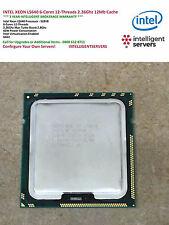 Intel Xeon L5640 6 Cores 12 Threads 2.26 GHz Processor ** SLBV8 **