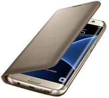 Fundas con tapa lisa color principal oro para teléfonos móviles y PDAs