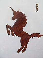Unicorn Stencil Reusable 10 mil Myalr Stencil
