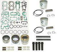 WSM Powerhead Rebuild Kit: Mercury 15 - 25 Hp 1994-2006 - 100-04-11 - .25mm SIZE