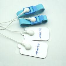 Electric Stimulation E-stim Therapy Kit 2 Pcs Sticky Pads Patch Penis Ring Delay