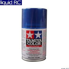 Tamiya USA TAM85089 Lacquer Spray TS-89 Pearl Blue 100ml