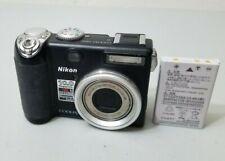 Nikon COOLPIX P5000 10.0MP Digital Camera - Black *fair/tested*