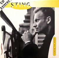 Sting ‎CD Single When We Dance - France (EX/M)