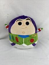 "Release 2020 Kellytoy Disney Buzz Lightyear Squishmallow 10"" Plush"